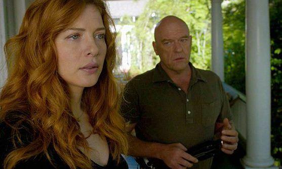 Under the Dome 2x09 - Julia y Big Jim