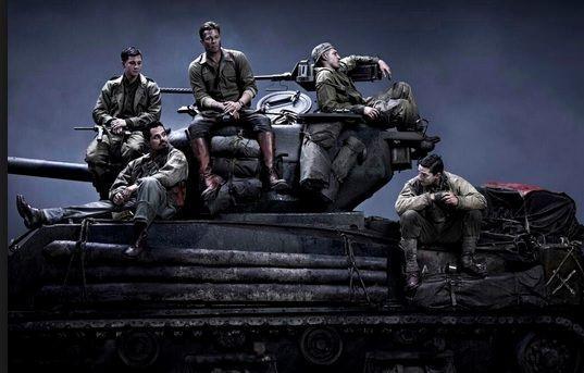 Estrenos de cine 17 de Octubre - Fury