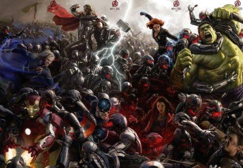 Próximas películas MARVEL - Avengers: Age of Ultron