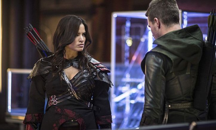Arrow 3x04 The Magician