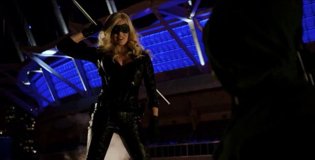 Arrow 3x01 The Calm