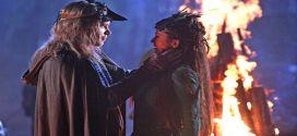 Nina Dobrev en The Originals compartiendo escena