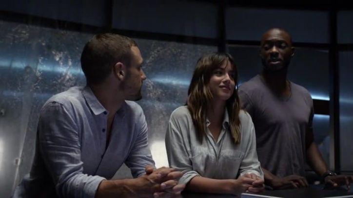 Agents of SHIELD 2x04: Fitz lucha entre el aislamiento voluntario o integrarse con el resto del grupo.
