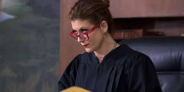 Serie Bad Judge de NBC