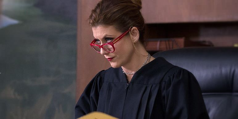 Serie Bad Judge de NBC