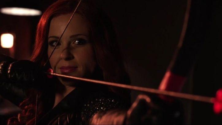 Arrow 3x06: El episodio termina con la aparición de 'Cupid', un enemigo potenial de Arrow y su equipo y posible asesinada de Sara.