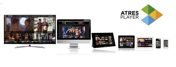 Atresplayer compatible con el dispositivo Chromecast de Google