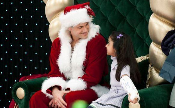 Película Buscando a Santa desesperadamente
