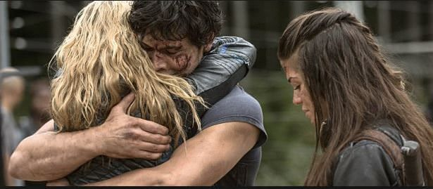 The 100 2x05 Human Trials