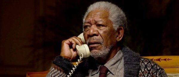 Los 10 PEORES actores del 2014 - Morgan Freeman