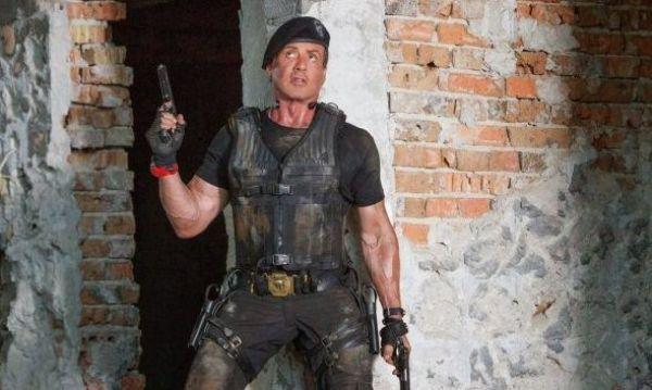 Los 10 PEORES actores del 2014 - Sylvester Stallone