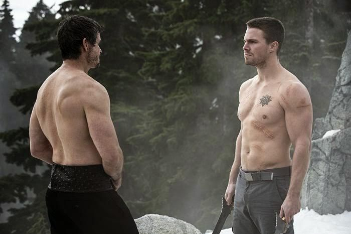 Arrow 3x09 The Climb (Midseason)