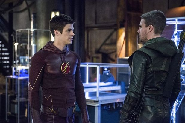 Audiencias USA: El crossover de The Flash y Arrow también funciona