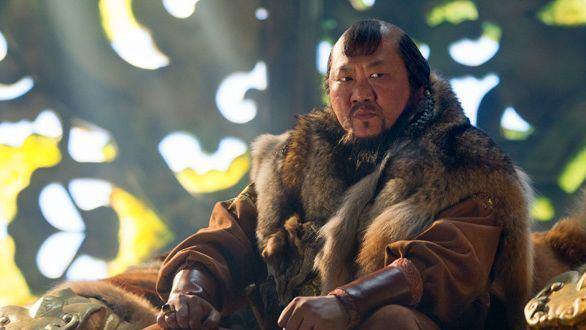 Marco Polo (Netflix) - Benedict Wong como Kublai Khan