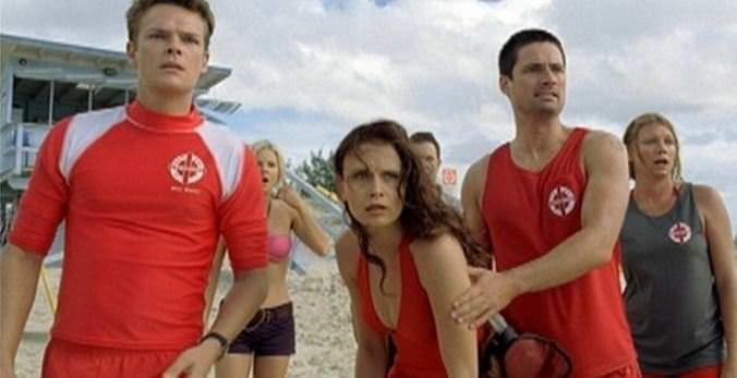 Película Tiburones en Malibu (TV)