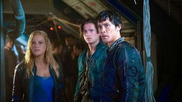 The 100 2x08 Spacewalker