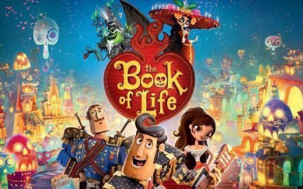 Nominaciones OSCARS 2015 - The Book of Life