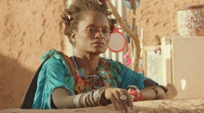 Todo tipo de ciudadanos en Timbuktu