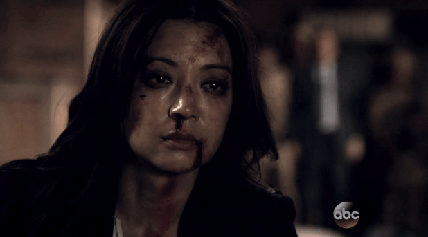 Agents of SHIELD 2x17 Melinda