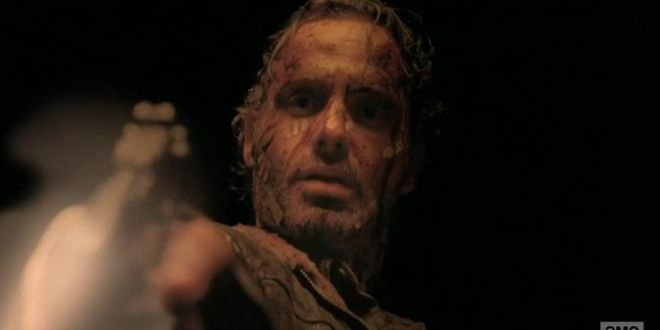 The Walking Dead 5x16 Conquer
