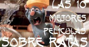 Las 10 mejores películas sobre ratas