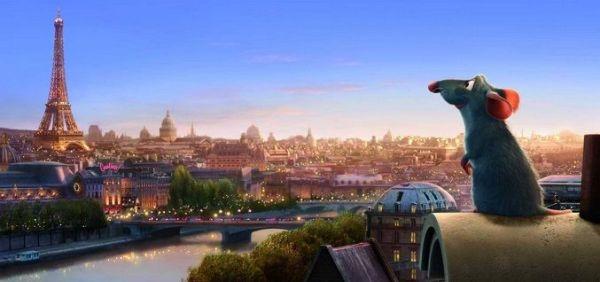 Las 10 MEJORES películas sobre RATAS - Ratatouille