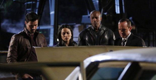 Agents of SHIELD 2x18 Frenemy of My Enemy