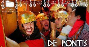 De Pontis se lleva 5 premios en el Rome Web Awards