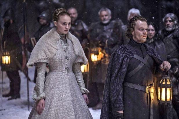 Juego de Tronos 5x06 Sansa se casa con Ramsey