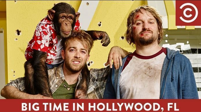 Serie Big Time in Hollywood (Comedy Central): crítica