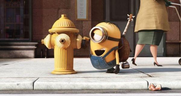 Las 10 PEORES películas del 2015 - The Minions
