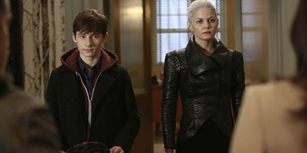 Midseason de la Quinta Temporada de Once Upon a Time
