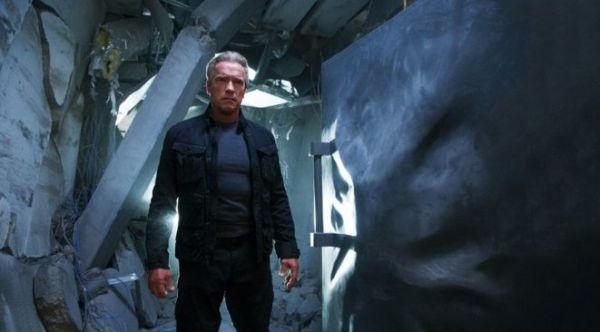 Las 10 PEORES películas del 2015 - Terminator Genisys