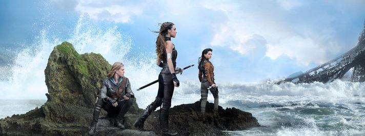 Imagen promocional de The Shannara Chronicles