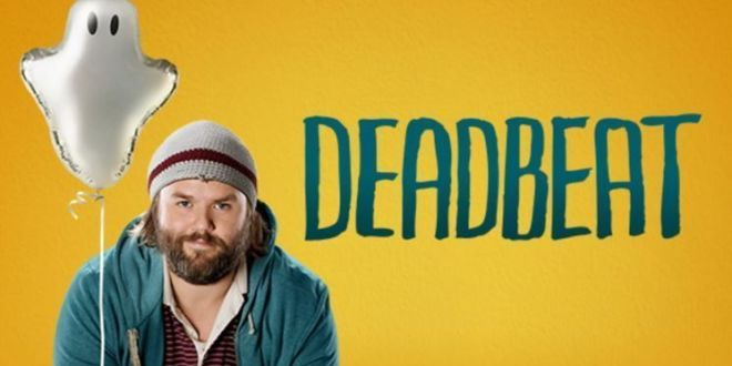 Comedy Central estrena la comedia sobrenatural DeadbeatComedy Central estrena la comedia sobrenatural Deadbeat