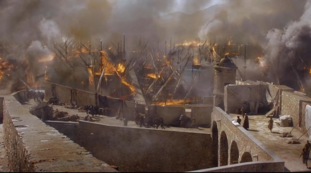 Game of Thrones 6x01 The Red Woman
