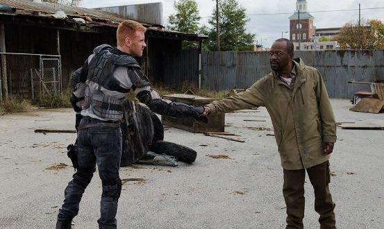 Imagen de la sexta temporada de The Walking Dead