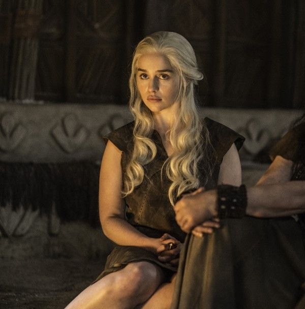 Game of Thrones 6x04 Daenerys
