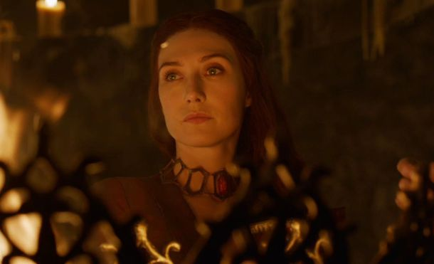 Game of Thrones 6x02 Melissandre