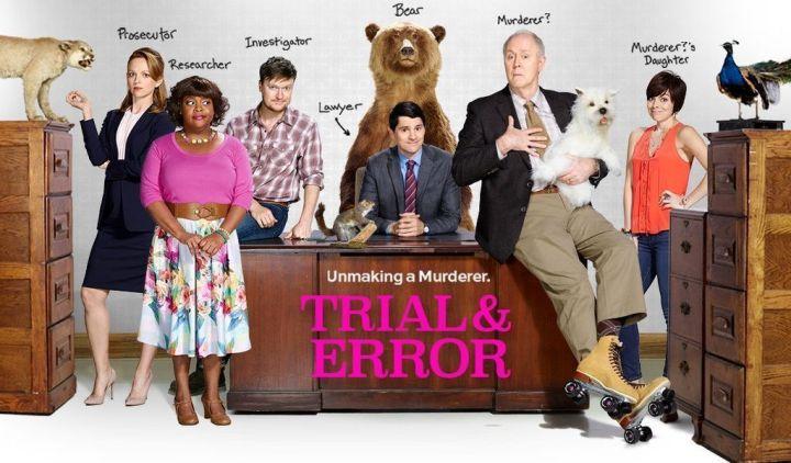Upfronts 2016 NBC: Trial & Error