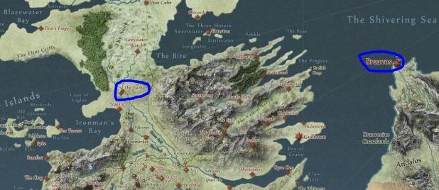 10 cosas que quiero que pasen en Game of Thrones (6T) - Arya Stark mata a Walder Frey