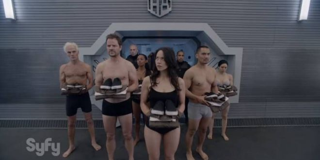 Syfy España estrena la 2T de 'Dark Matter'