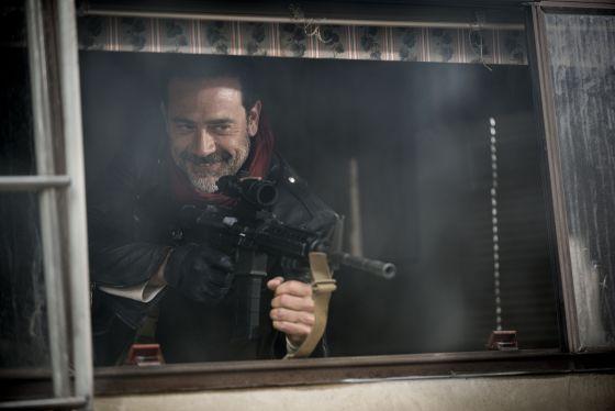 Presentación de la temporada 2016-2017 de Fox (The Walking Dead)