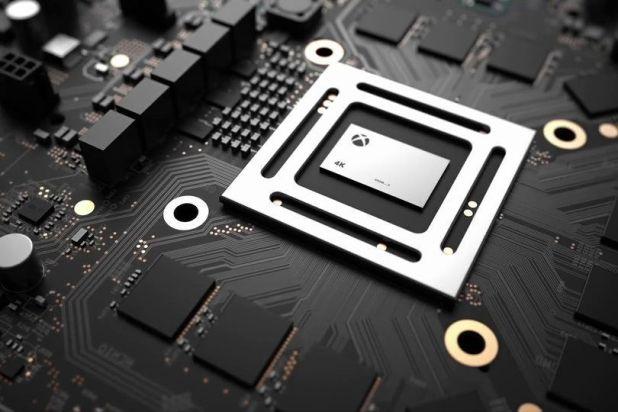 """La sucesora de Xbox One se lanzará en 2017, y de ella sólo tenemos esta imagen de sus """"entrañas""""."""