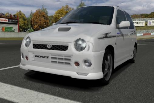 Gran Turismo 5 tenía unos coches increíblemente detallados... mezclados con esto.