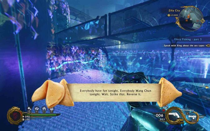 Las galletitas de la fortuna vuelven en Shadow Warrior 2