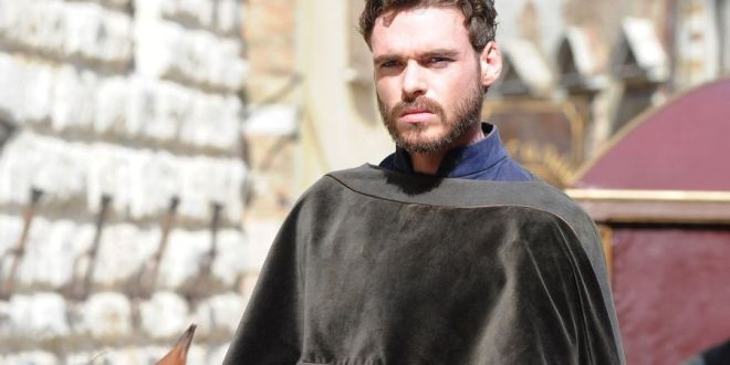 Richard Madden en Master of Florence