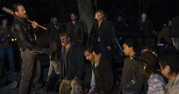 Sangrienta vuelta de 'The Walkind Dead'