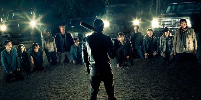 Temporada siete de The Walking Dead