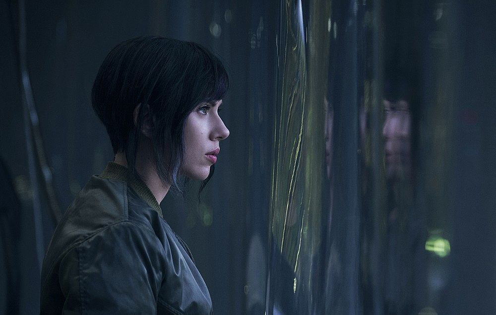 Estrenos 2017 , Ghost In Shell